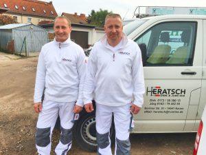 Jörg und Dirk Herratsch aus Nauen Herratsch Bau